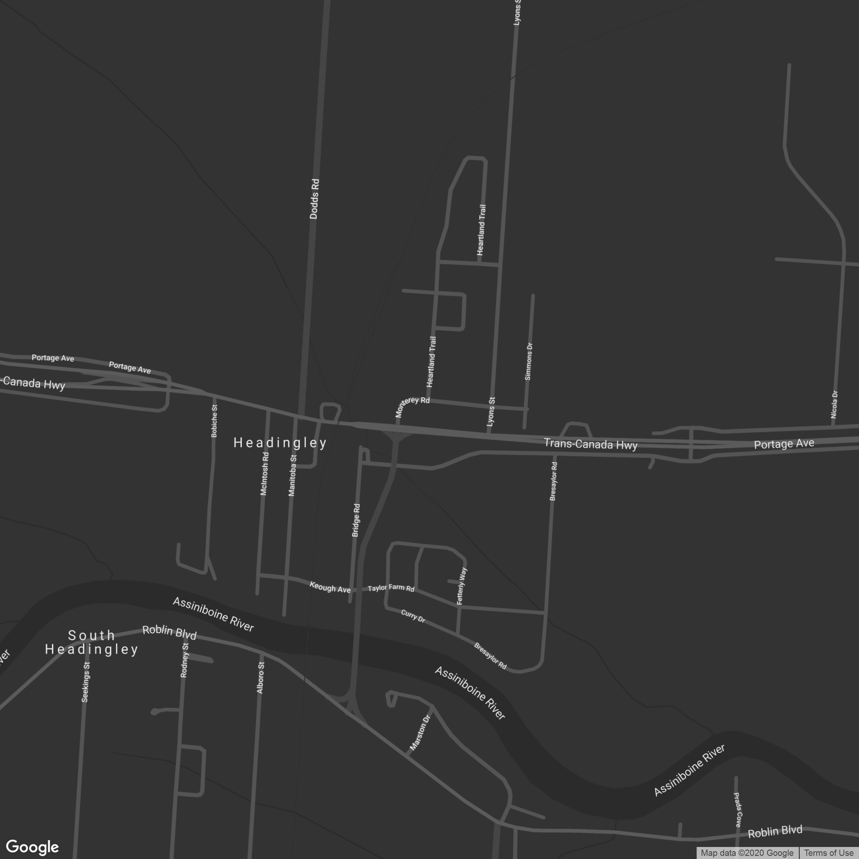 5315 Portage Avenue Headingley, Manitoba R4H 1J9